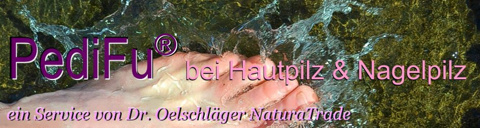 PediFu bei Hautpilz & Nagelpilz